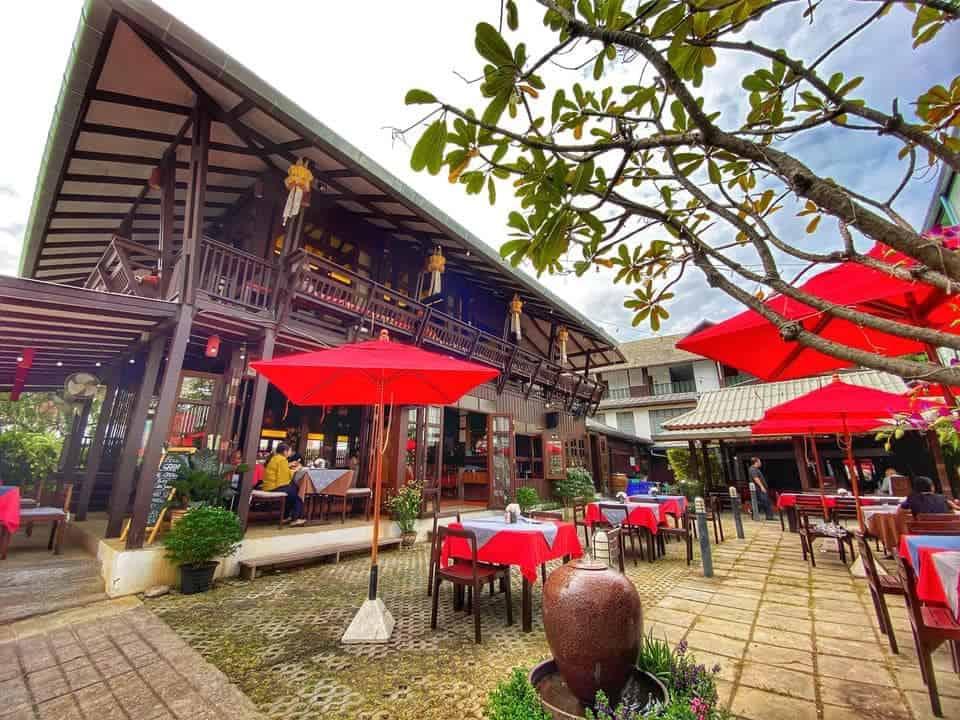 Dash! Chiang Mai restaurant